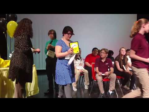 41st Annual Pueblo City School's Middle School Spelling Bee