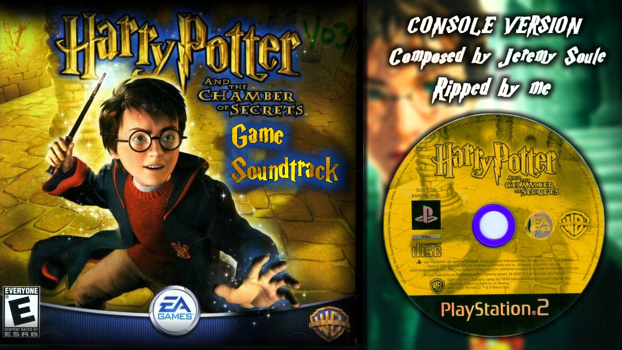 Harry Potter and the Chamber of Secrets (soundtrack ...