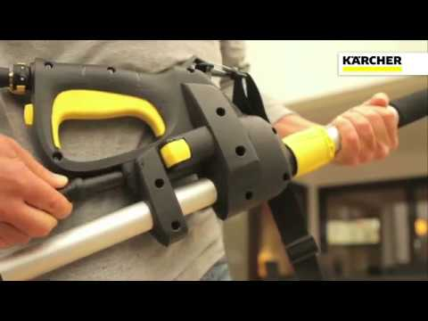 Kärcher NZ: How to Clean at Height Using a Kärcher Water Blaster
