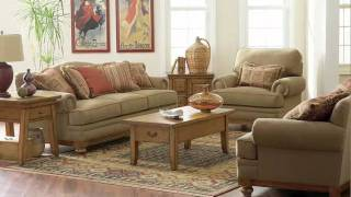 Heritage Living Room Group By Broyhill Furniture