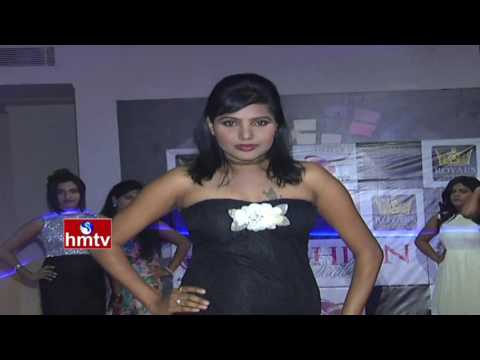 Glamorous Models Fashion Show in Hyderabad Pubs | HMTV