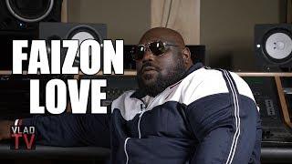 Faizon Love Seeing 2Pac & Treach Whoop 30 Guys at a Comedy Club (Part 20)