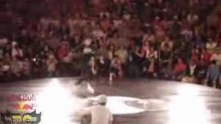 BCone2006 - Lilou VS Muxibinha - First Battle