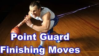 Point Guard Finishing Moves: Pro Hop Drive to the Basket Stronger