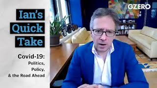 Ian Bremmer: Us Coronavirus Response - Spin Vs Reality | Politics Of Reopening To Come | Gzero Media