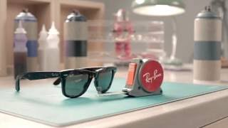 Как делают очки Ray-Ban(, 2016-07-06T18:41:31.000Z)