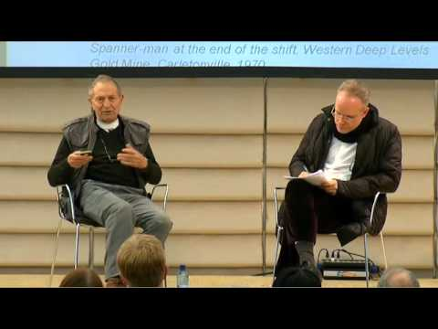 Memory Marathon 2012: David Goldblatt in conversation with Hans Ulrich Obrist