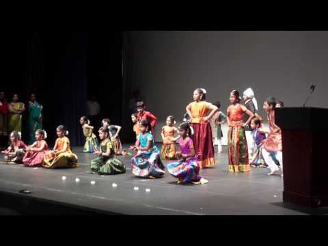 Dance for the Bharathiyar Song