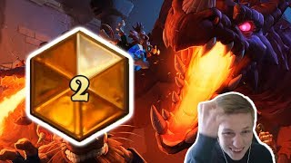 (Hearthstone) Top 2 Legend   TOP Tempo Rogue Deck VS Druid ● Kobolds And Catacombs