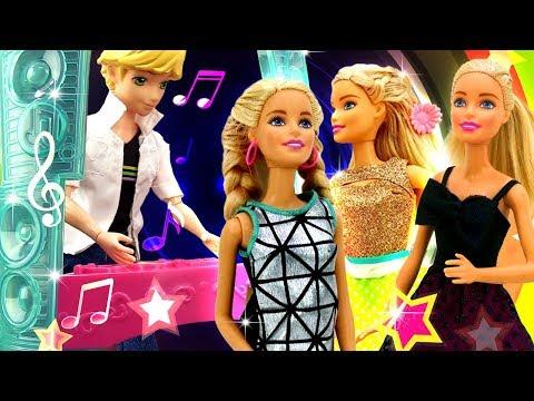 Видео про куклы. Все серии с Барби и Леди Баг. Игрушки для девочек.