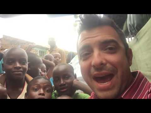 Kenyan Kids Sing Justin Bieber Song