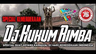 Download lagu Viral || DJ HUKUM RIMBA fullbass 2020 [ RemixVersion ] Marjinal _ By singoblerro ( OriginalSong )