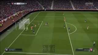 FIFA 15 - Arsenal vs RSC Anderlecht Gameplay (PC HD) [1080p]