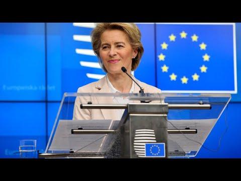 #Coronavirus: Ursula von der Leyen presents the EU's economic response to the coronavirus pandemic