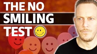 """The Fastest, Easiest Test For Narcissism     --- Up to date: """"The Smiling No Test"""""""