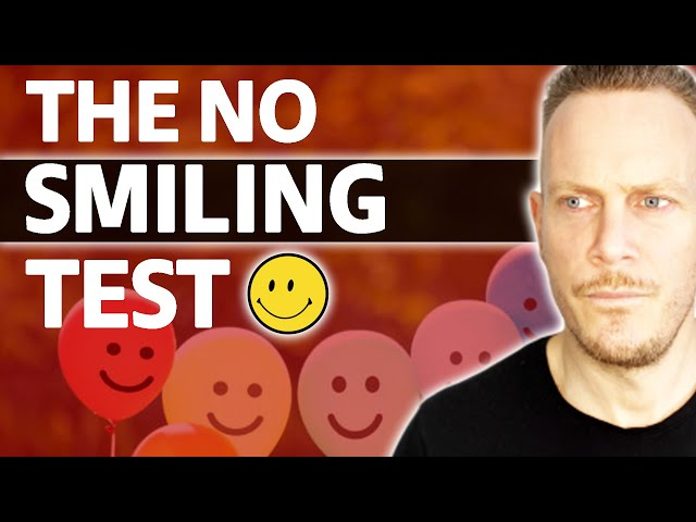 The Fastest, Easiest Test For Narcissism     --- Up to date: