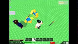 Roblox 3D movie maker: FInishing Moves