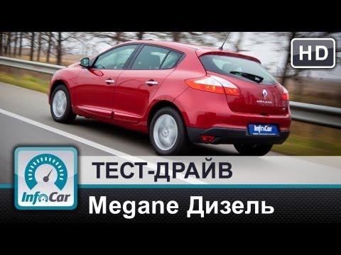 Renault Megane III поколение 1 рестайлинг Хетчбек