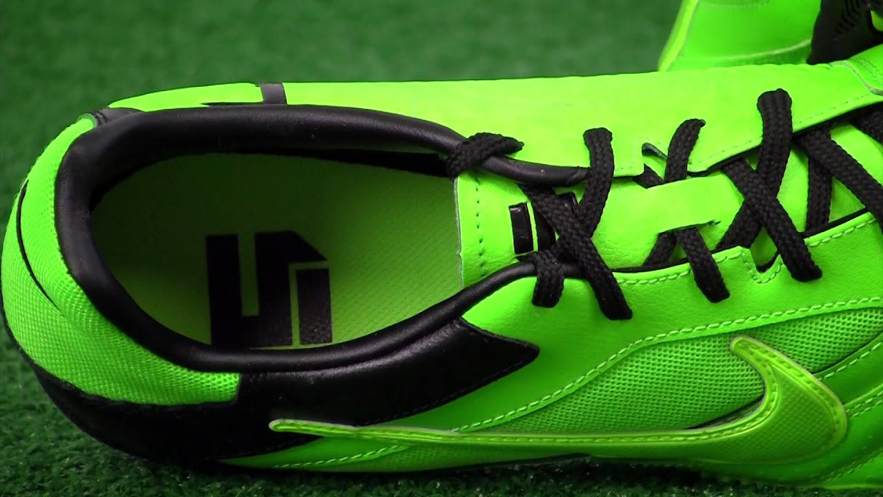 Nike5 Elastico Pro - Electric Green with Black and Volt