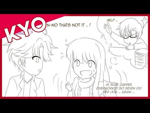 Jumin's Proposal (Hilarious Mystic Messenger Comic Dub)