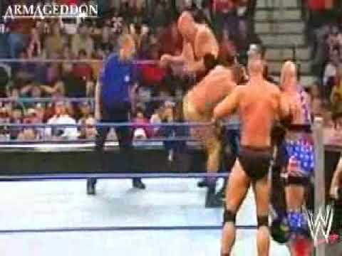 Mark Jindark Hot Men Keep Kick To Big Show