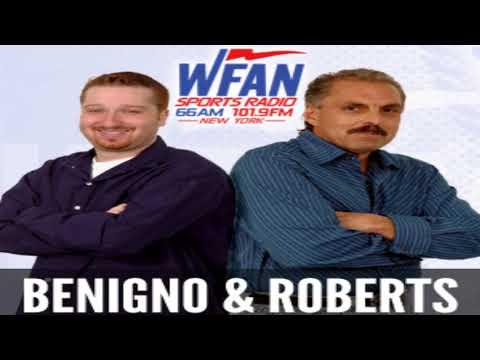 Joe Benigno & Evan Roberts-Mike Francesa birthday,calls-Jets pick,Mets,Aaron Hernandez,Josh Rosen