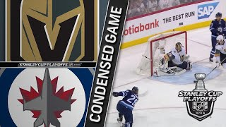 05/12/18 WCF, Gm1: Golden Knights @ Jets