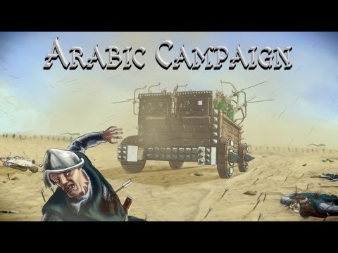 Stronghold Crusader 2 - Arabic Campaign Reveal