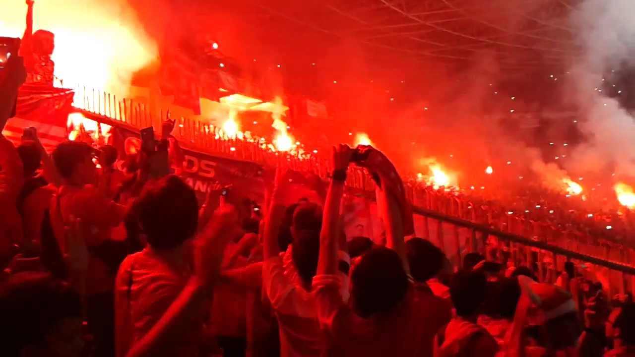 Liverpool Fc Anfield: Indonesian LFC Supporters (No Pyro No Party)