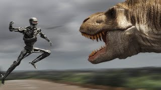 Jurassic World vs. Terminator | Animation