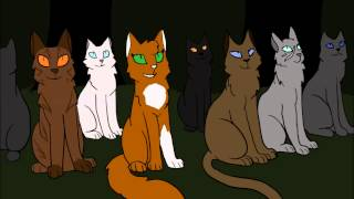 Dark River : part 2 : Warrior cats animation (OLD)
