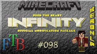 FTB Infinity #098 [FullHD][Deutsch] - Pulverizer Upgrades