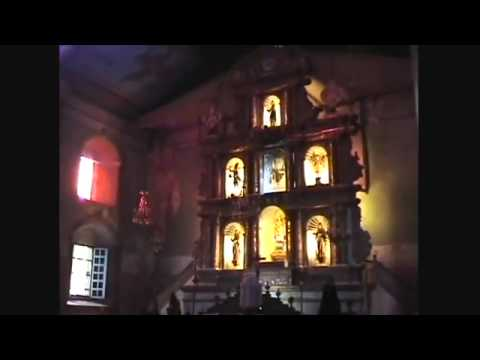 Baclayon Church in Bohol Philippines