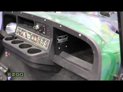 E-Z-GO Workhorse Golf Cart Serial Number Look-Up - YouTube on