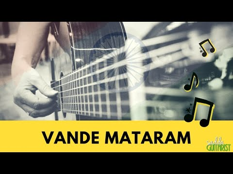 easiest-song-for-republic-day-|-vande-mataram-guitar-tabs/lead-lesson-for-beginners