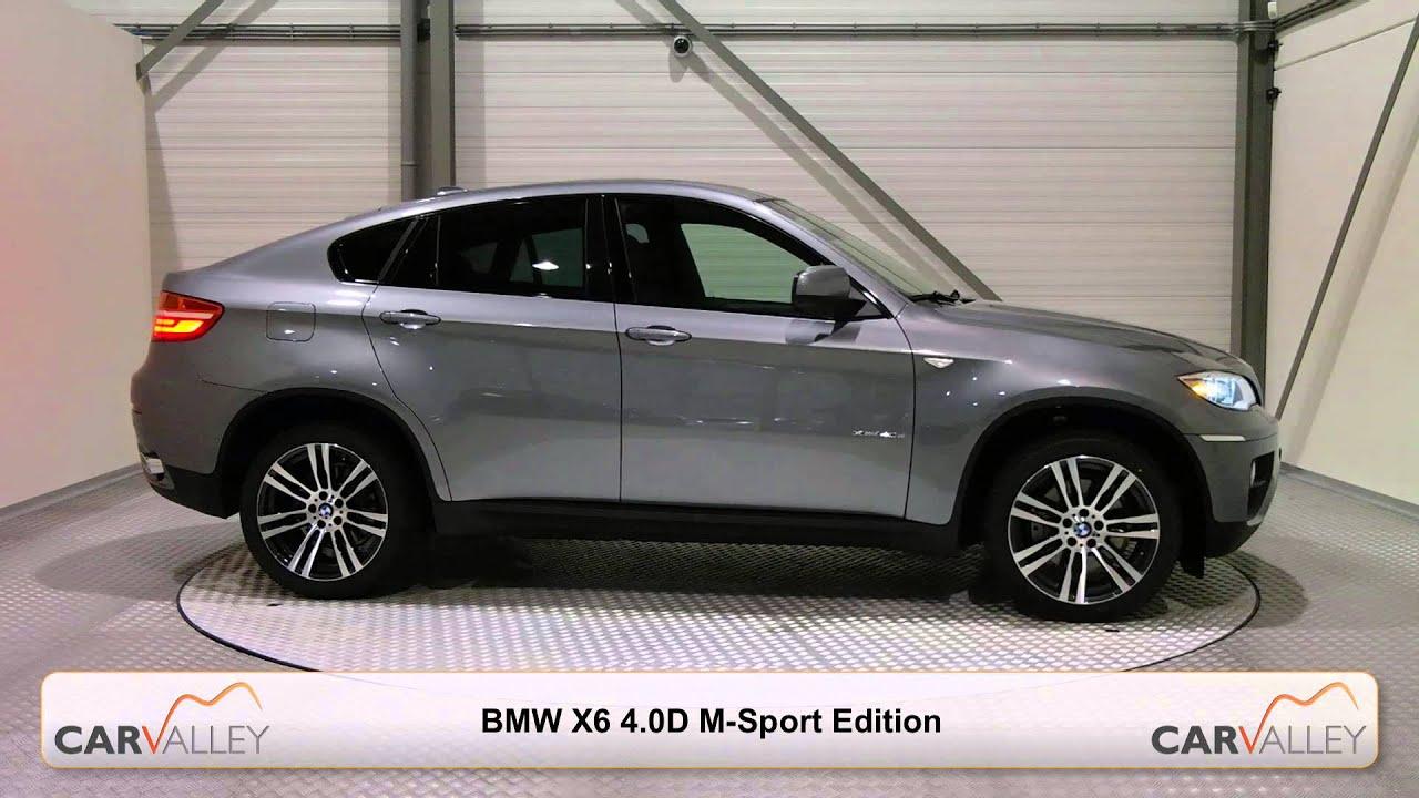 nieuwe of jong gebruikte bmw x6 4 0d m sport edition 2013 online kopen youtube. Black Bedroom Furniture Sets. Home Design Ideas