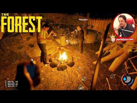 Hepsini Kestim | The Forest Türkçe Multiplayer | Bölüm 16