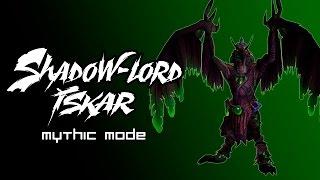 Shadow-Lord Iskar Mythic The Penguins Mafia warlock pov