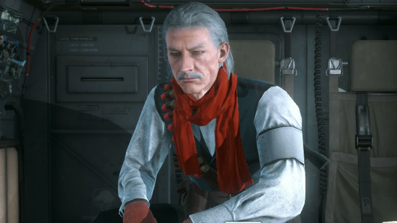Metal Gear Solid V: MGS1 Revolver Ocelot Mod - YouTube
