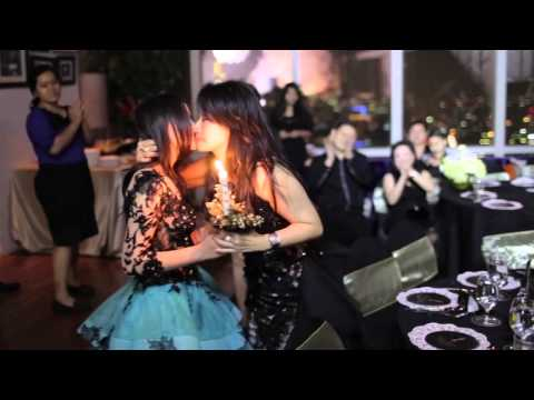 Claudia Sweet17 Highlight at Cloud Lounge and Living Room the Plaza Jakarta