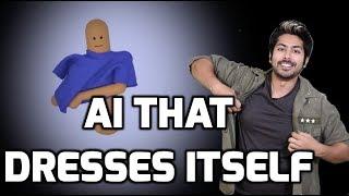 AI that Dresses Itself