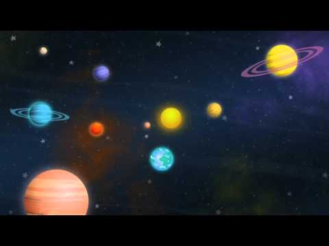 The Planets Rap 1