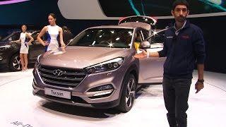 Nuova Hyundai Tucson | Salone di Ginevra 2015