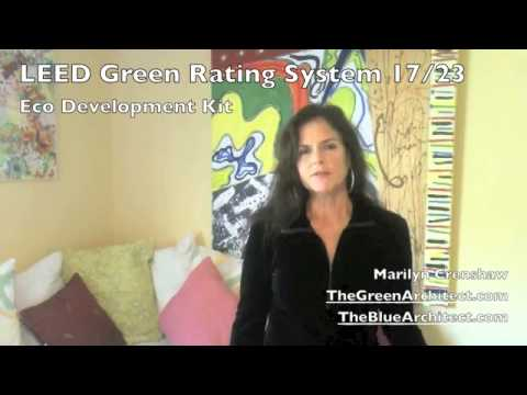 LEED Green Building Rating System 17/23- Eco Development Kit