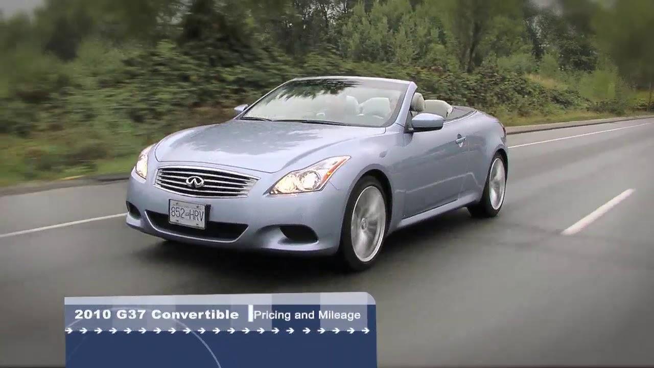 2010 Infiniti G37 Convertible Review