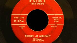 Sherman and The Darts - Rockin