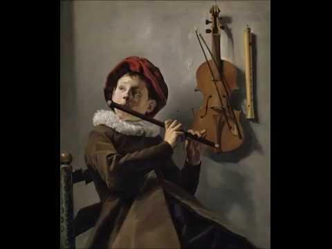 Telemann: the 12 flute fantasias. Barthold Kuijken - traverso.