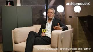 Salone del Mobile.Milano 2017 | ALIAS - Andrea Sanguinetti ci racconta 4 collezioni di 4 designer