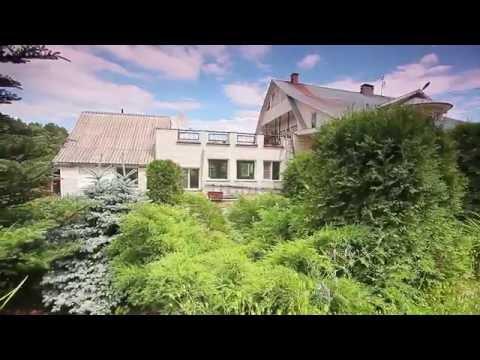 Большой дом в Сосновке