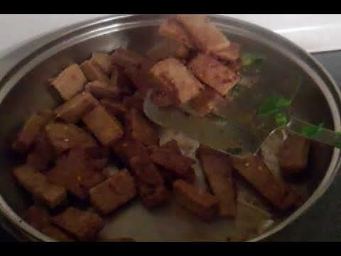 Gluten Free Seitan Vegan Meat
